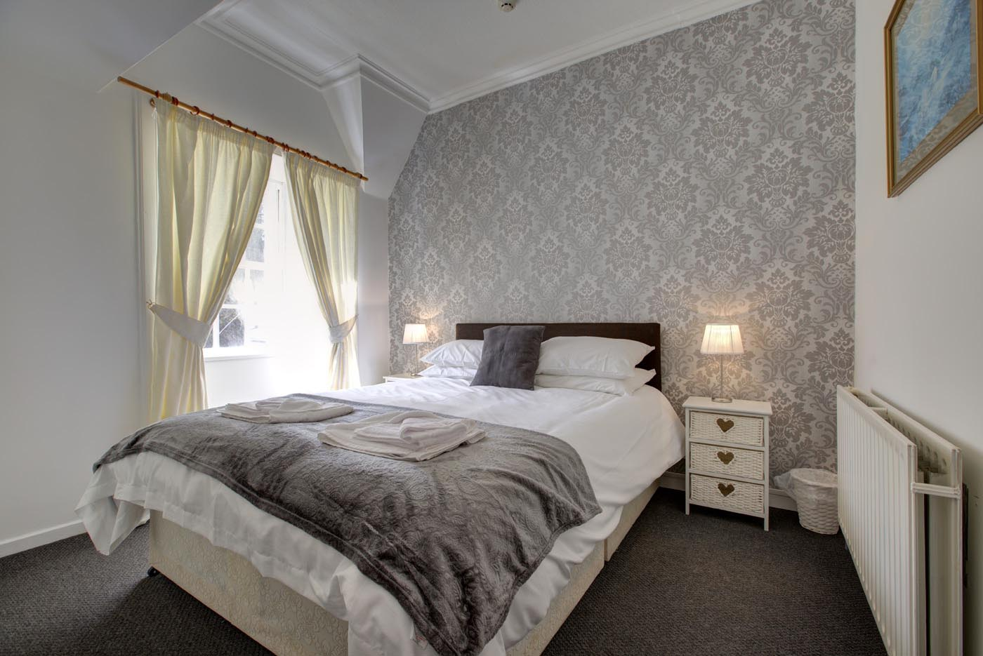 The Luib Hotel Double En-Suite Room